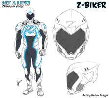 Studio per Z-Biker di H Fraga