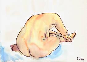 Netsuke by melukilan