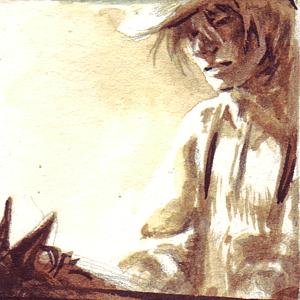 Zeke Moss by melukilan