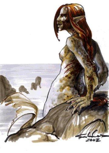 Siren by melukilan