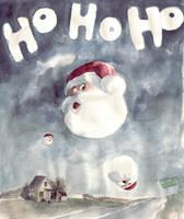 Christmas 104 days ahead by melukilan