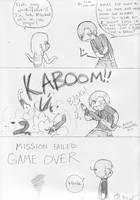 Resident Evil lulz by ItaLuv