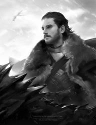 The King of Ice and Fire by j-witless