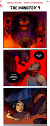 The Monster - Part 4 by j-witless