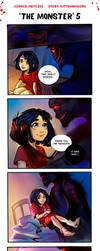 The Monster - Part 5 by j-witless