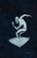 Silver Surfer by jorzac