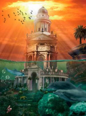 Fantasy Palace by subv3rted
