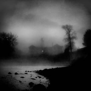 A Fog Over Knife River