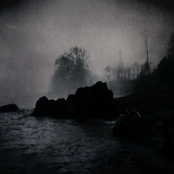Fog On Knife River VII