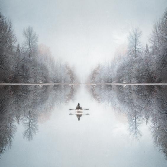 A Strange Journey by intao