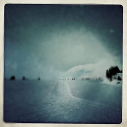 Snow Road by intao