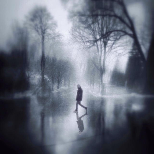 Ice Amble by intao