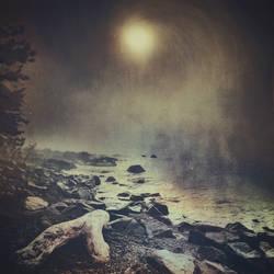 Dream Beach by intao