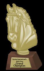 Equine International's RNG Show - Grand Champion by EI-Hub