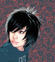 Electrolove girl by Kamenstudio