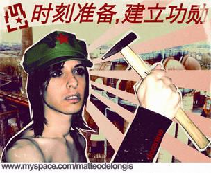 Pop'n Mao by Kamenstudio