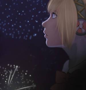Aegis and Fireworks