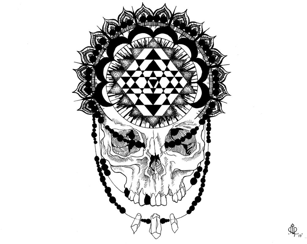 Sri Yantra by Hazardous-Material33