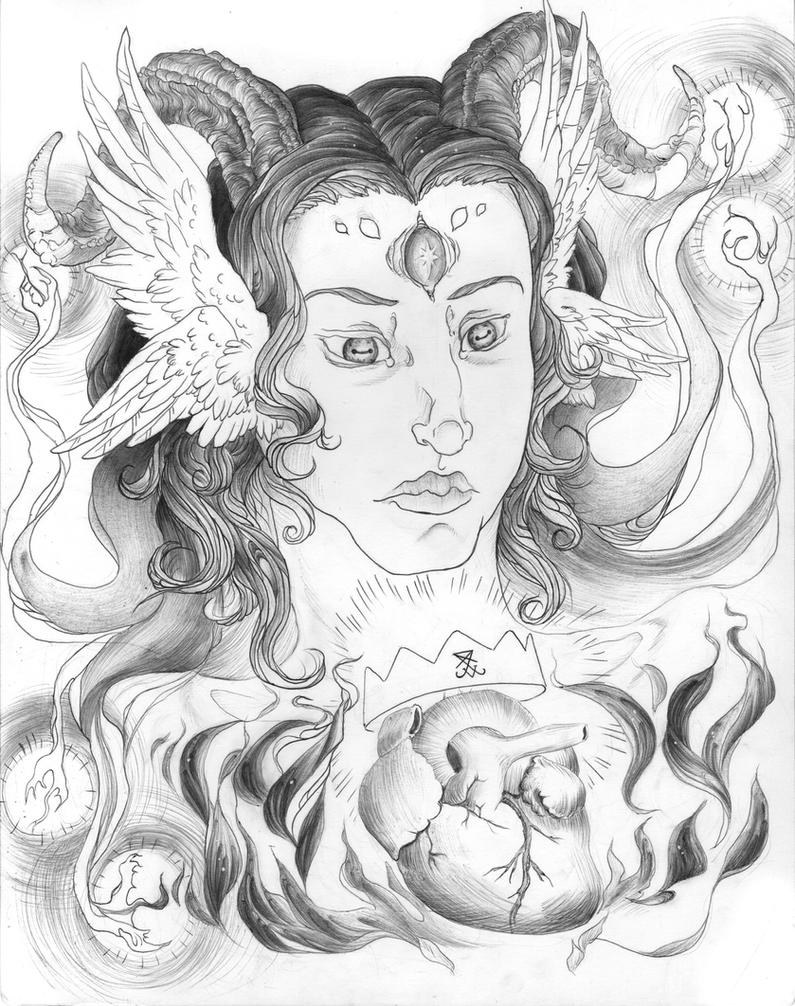 Lucifer by Hazardous-Material33