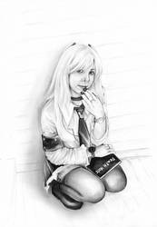 Amane Misa Cosplayer