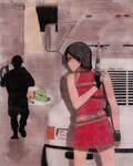 Infiltration - Ada Wong