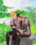 Stay With Me - Peeta and Katniss