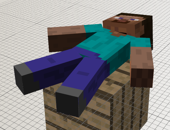 Minecraft Idea - Corpse