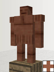 Myths and Monsters - Golem