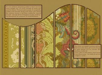 The Yellow Wallpaper by jennifer-jane