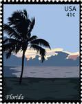 SP: Stamp - Flordia