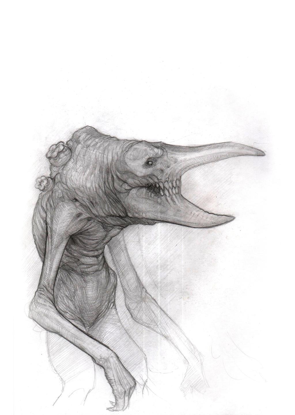 Monster by IlyaSuhoi