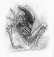 Alien by IlyaSuhoi