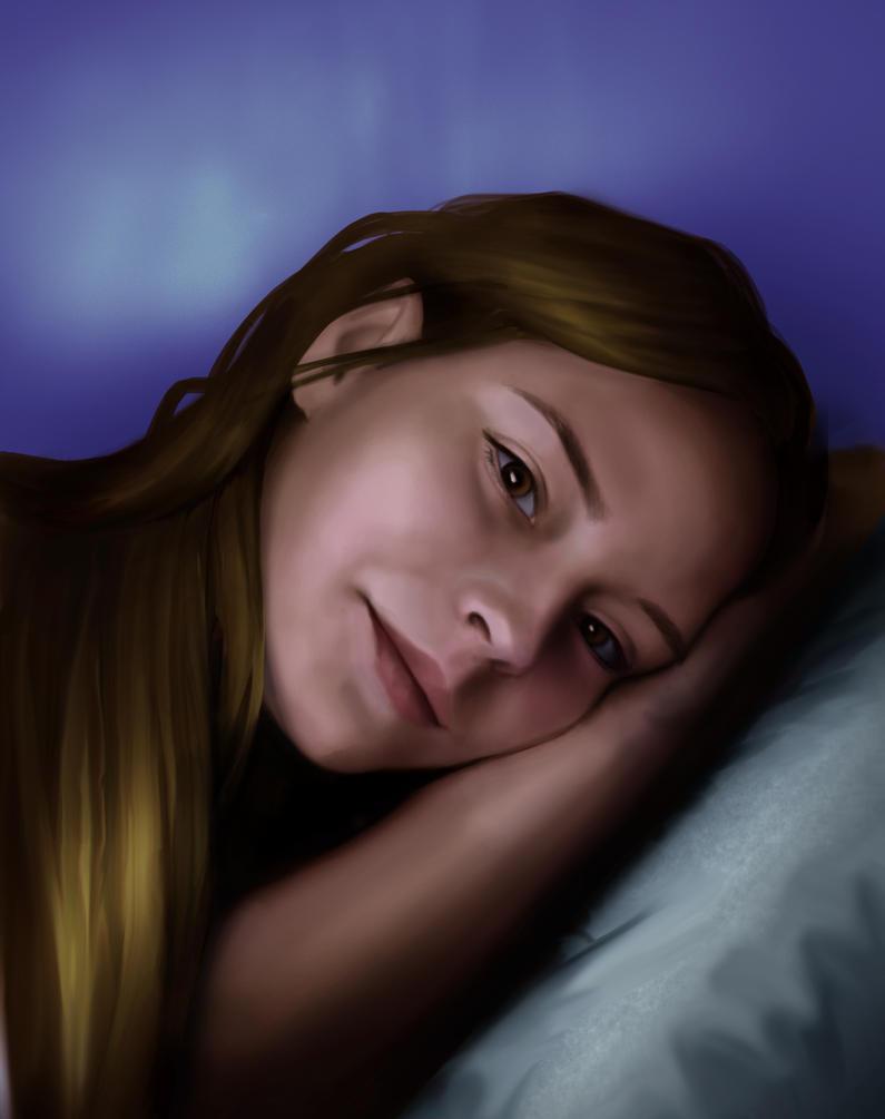 Alina by IlyaSuhoi