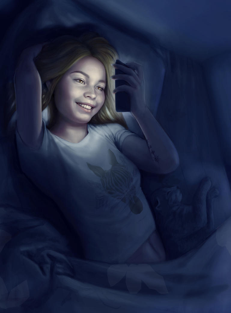 Insomnia. by IlyaSuhoi