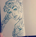 Usagi doodle
