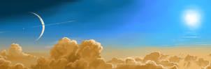 Titan's panorama