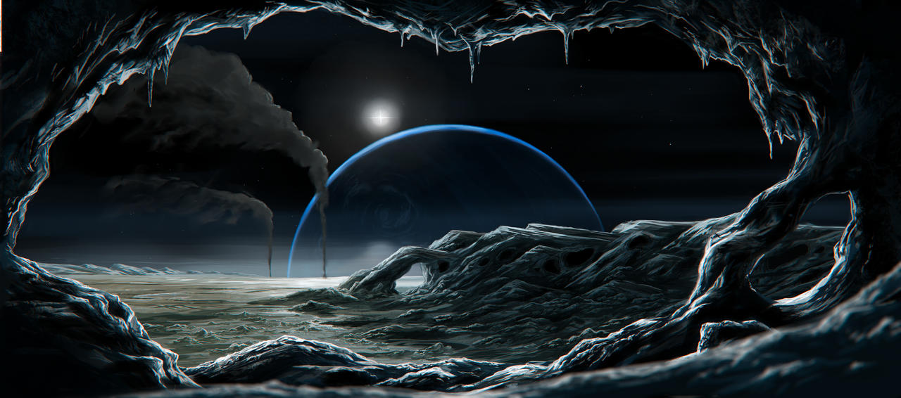 Triton by JustV23
