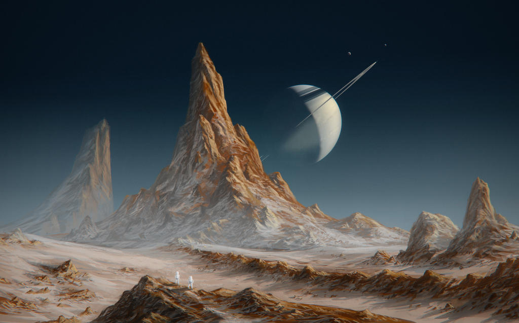 Retro Titan by JustV23