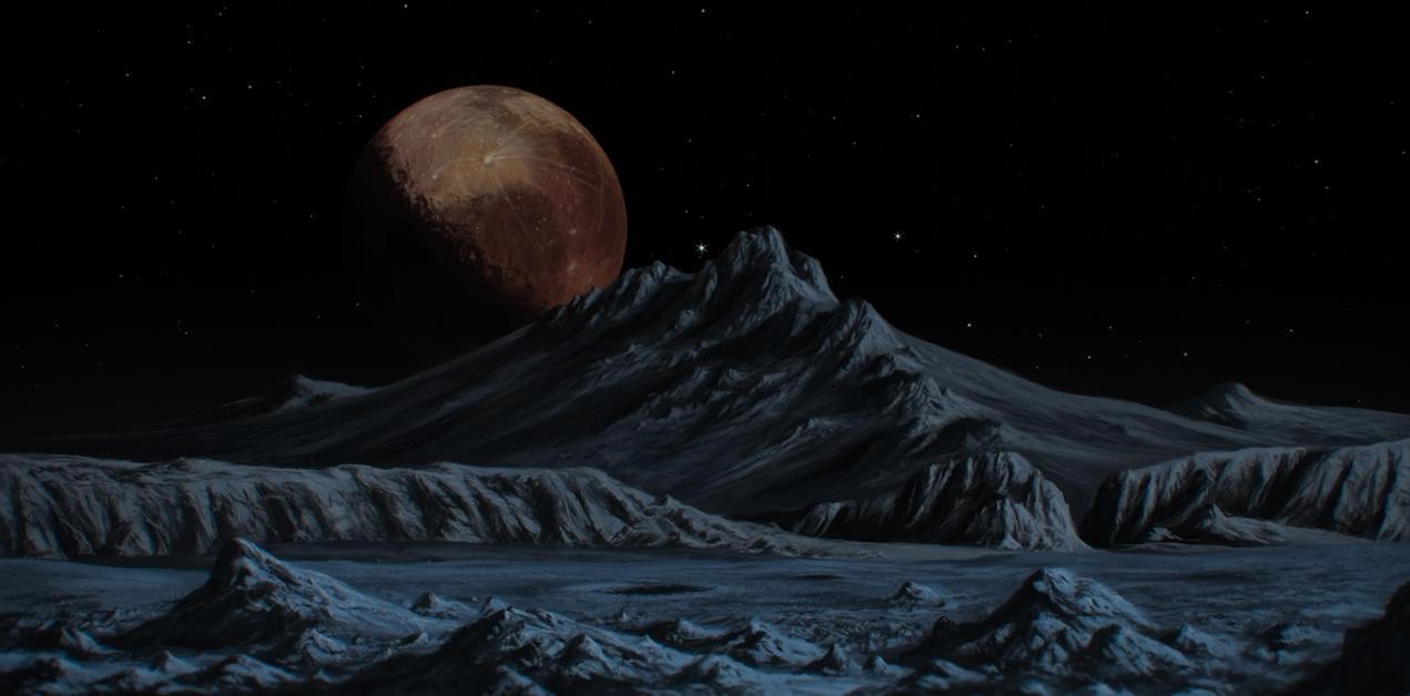 Charon Moon: Charon By JustV23 On DeviantArt