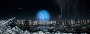 Triton Plains by JustV23