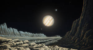 Ganymede by JustV23