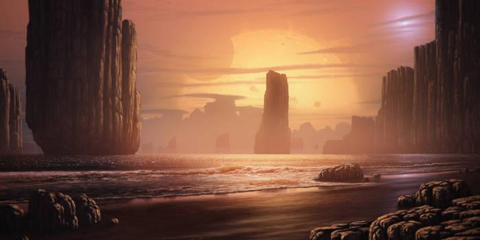 Red Dwarf World