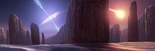 Neutron star system