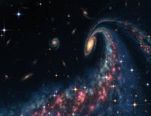 Galactic islands