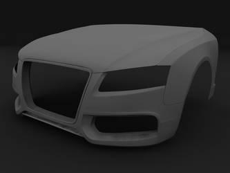 Audi S5 WIP2 by steveee