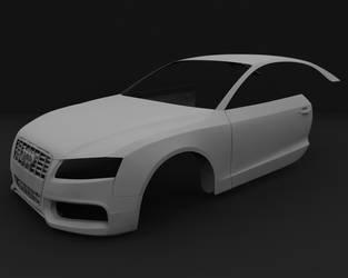 Audi S5 WIP3 by steveee