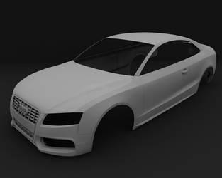 Audi S5 WIP4 by steveee