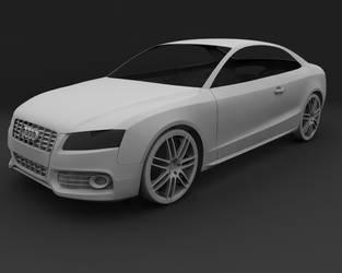 Audi S5 WIP5 by steveee