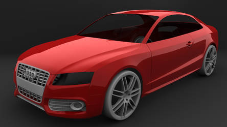 Audi S5 WIP5b by steveee