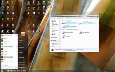 Latest Desktop by steveee